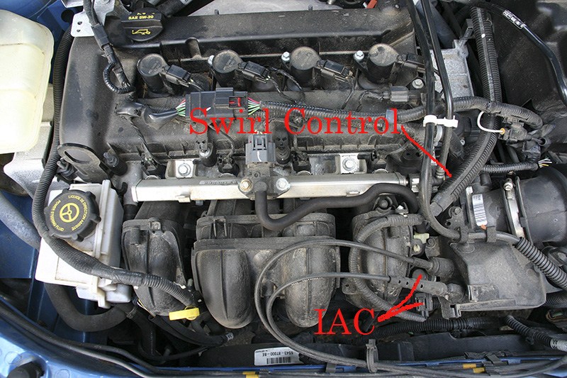 2010 Focus Se Idle Air Control Valve Location Ford Focus